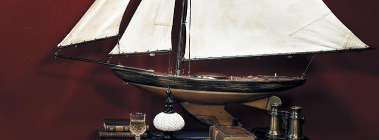 Maquettes de bateaux
