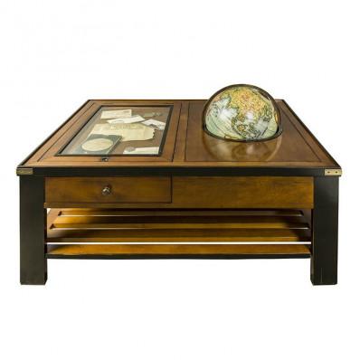 Table Basse Galerie et Globe