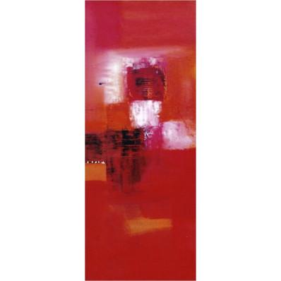 Tableau de Nyoman SUARSA réf 107 (30 x 100 cm)