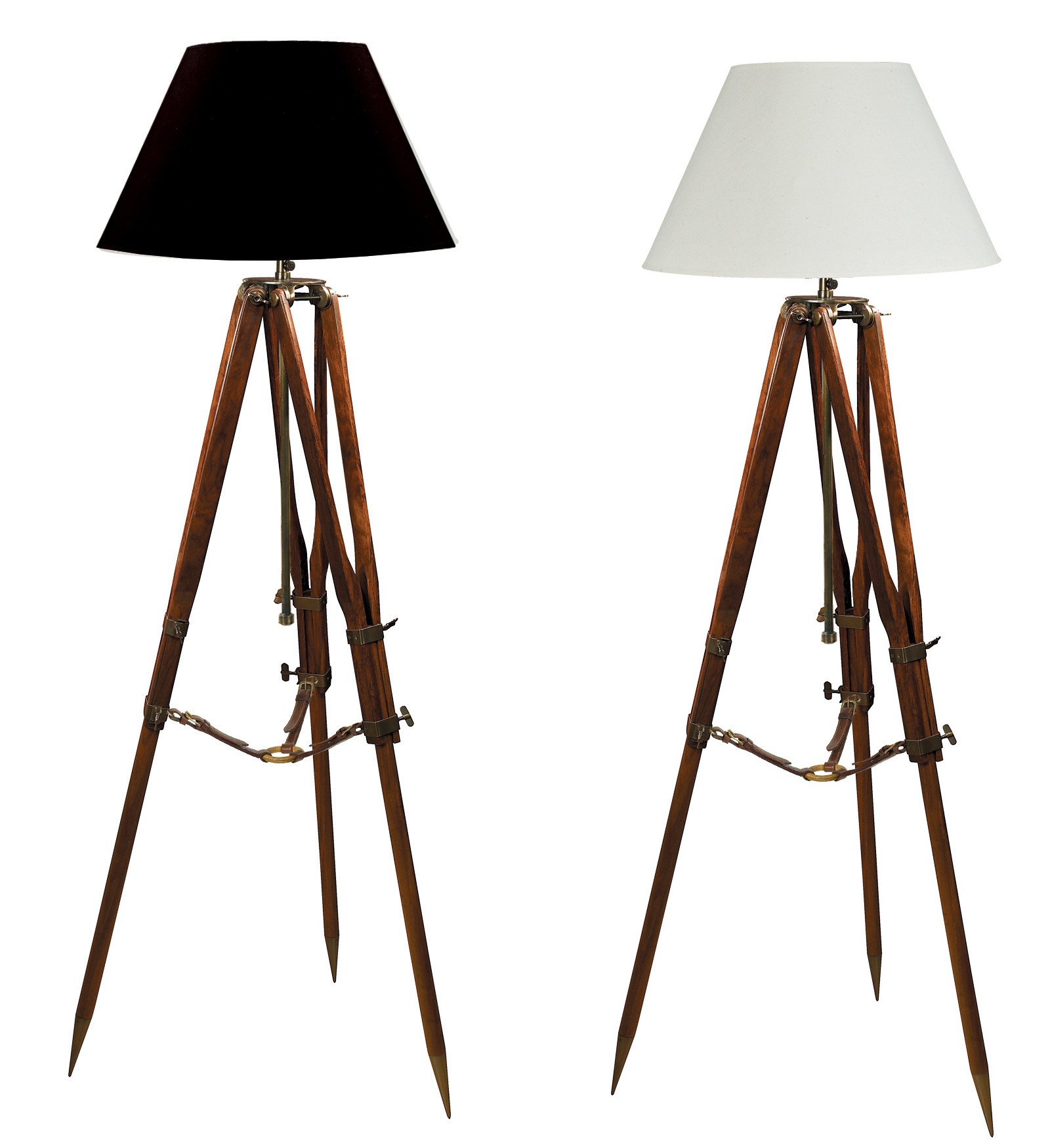 lampe tr pied de campagne shop latitude deco. Black Bedroom Furniture Sets. Home Design Ideas