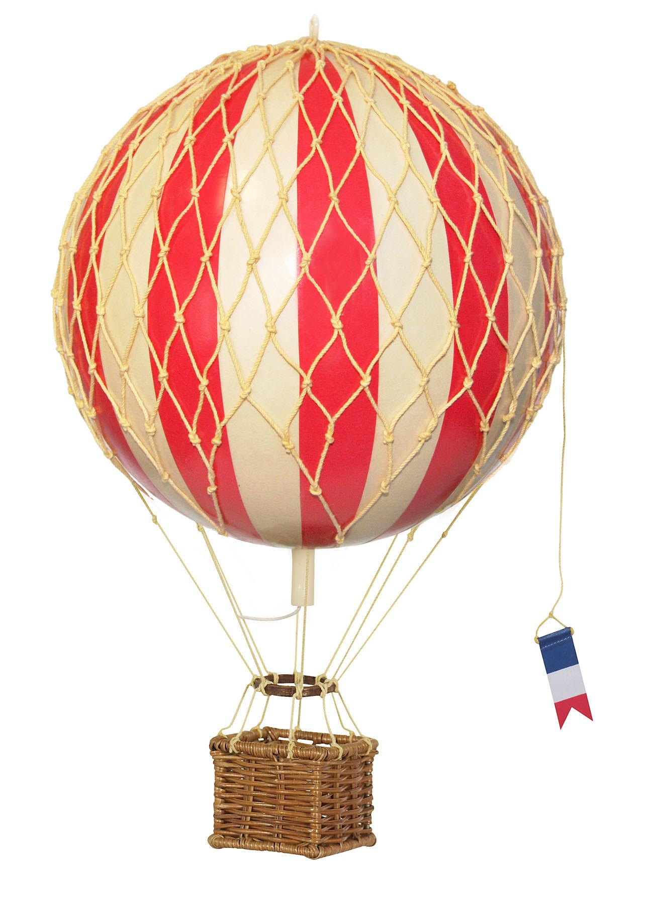 Montgolfière 18 cm Shop Latitude Deco