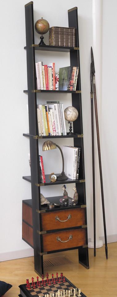 etag re echelle de biblioth que shop latitude deco. Black Bedroom Furniture Sets. Home Design Ideas