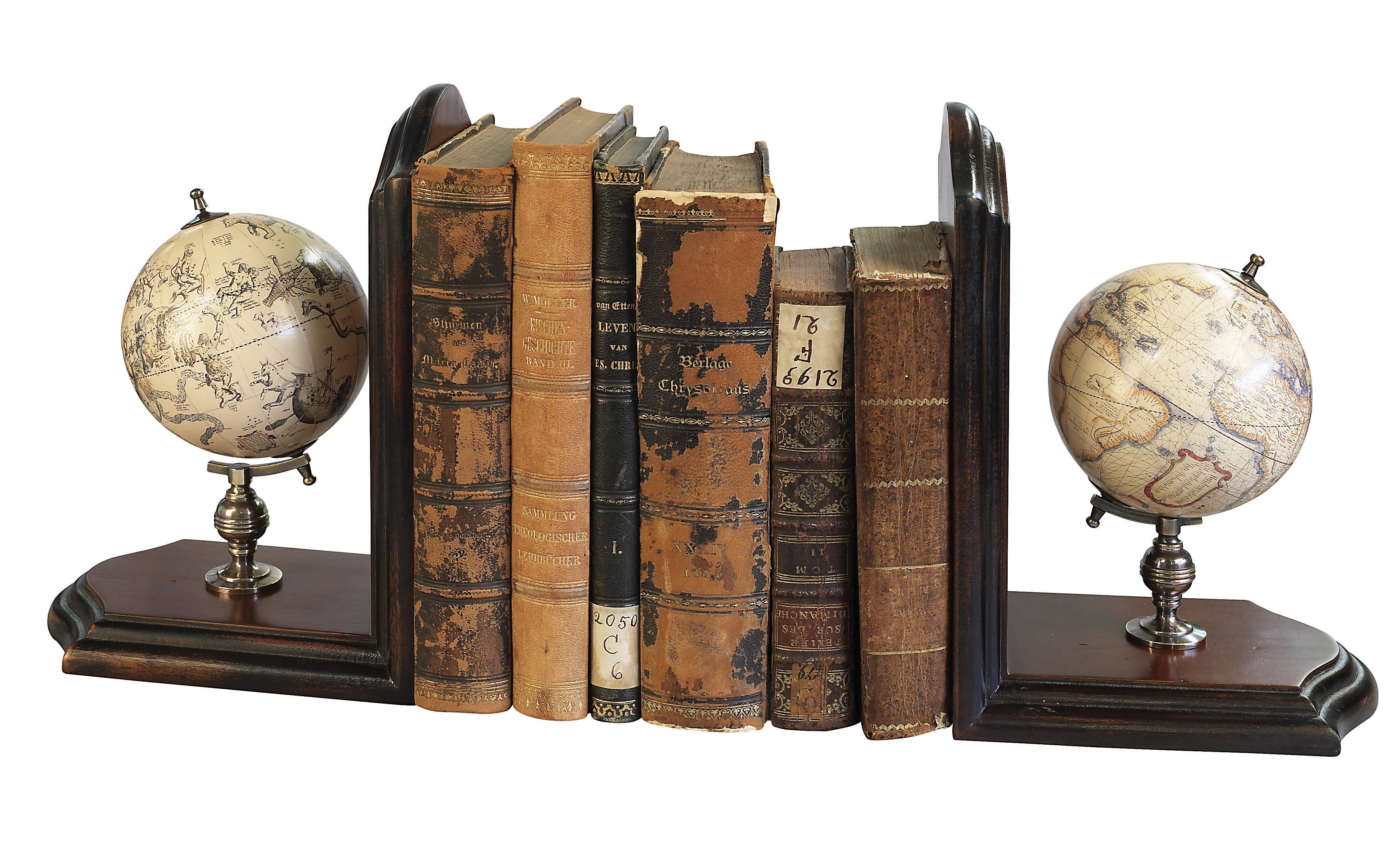 globes serre livres paire shop latitude deco. Black Bedroom Furniture Sets. Home Design Ideas