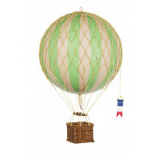 Ballon Vert 18 cm