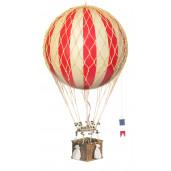 Ballon Jules Vernes 42 cm , Rouge