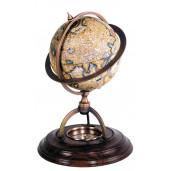 Globe Terrestre/Support Boussole