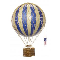 Ballon, Bleu 18 cm