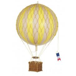 Ballon, Jaune 8 cm