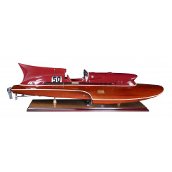 Maquette Thunderboat