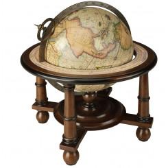 Globe Terrestre Table / Navigateur PM