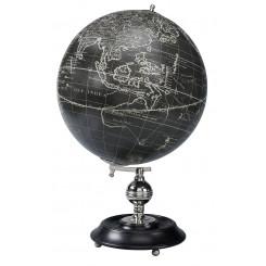 Globe Vaugondy 32 cm, noir