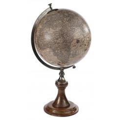 Globe Hondius 1627, Support Classique