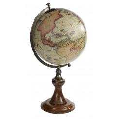 Globe Mercator 1541, Support Classique