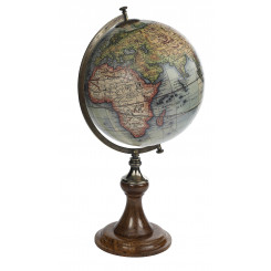 Globe Vaugondy 1745, Support Classique