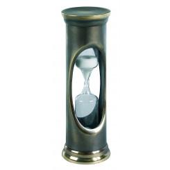 Sablier Ampoule 3 Minutes, Bronze